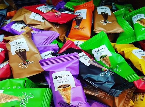خرید عمده شکلات کیلویی سوربن