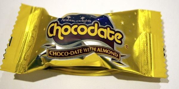 مرکز پخش شکلات خرمایی
