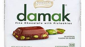 مرکز پخش عمده شکلات داماک