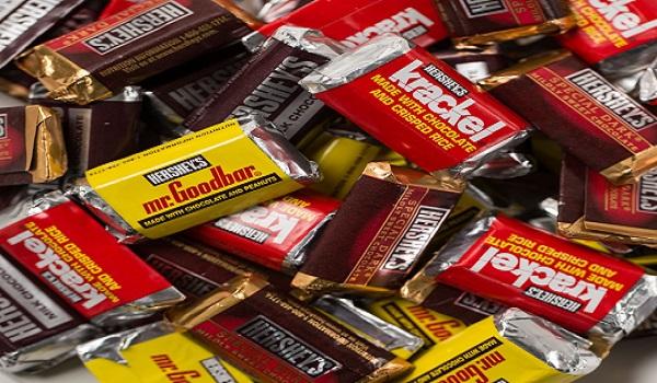 شرکت پخش شکلات و پاستیل خارجی