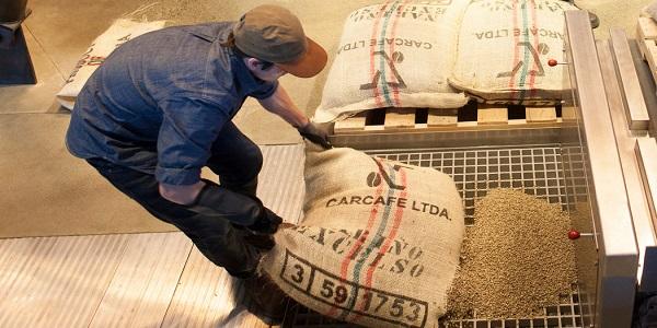 مراکز فروش قهوه