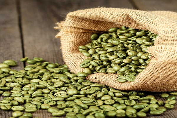 خرید دانه سبز قهوه