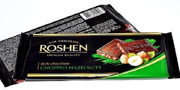 فروش عمده شکلات روشن