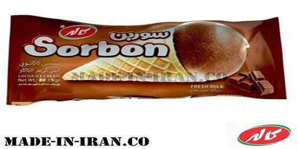 صادرات شکلات سوربن به اذربایجان