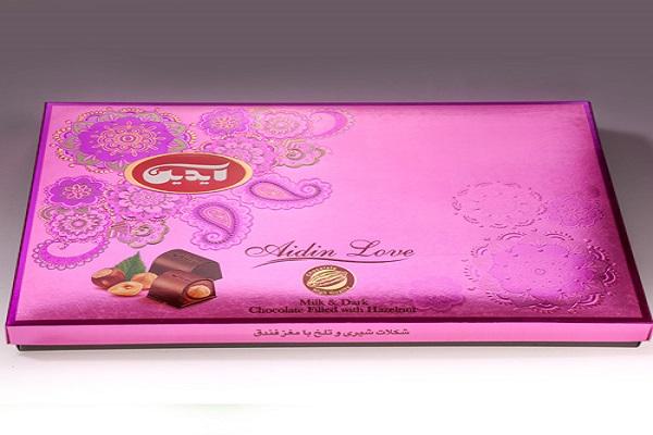 قیمت شکلات کادویی ایرانی