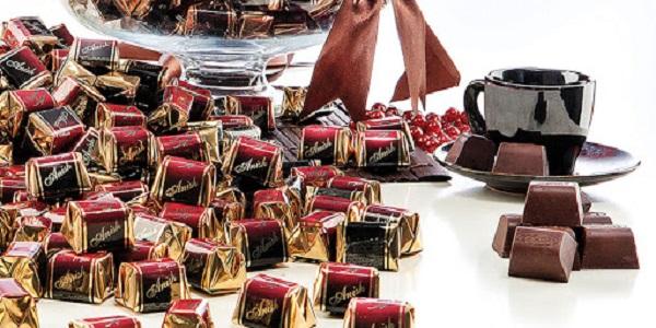 تولید کنندگان شکلات ایرانی