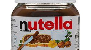 پخش عمده شکلات نوتلا