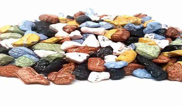 تولید کننده انواع شکلات سنگی