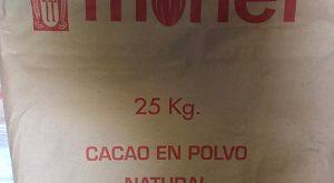 مرکز پخش پودر کاکائو طبیعی اسپانیا