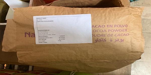 فروش مستقیم پودر کاکائو از گمرک